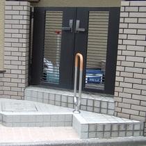 玄関ポーチ改修工事